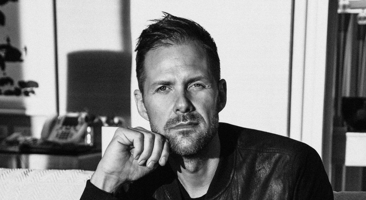 Adam Beyer Artist Photo