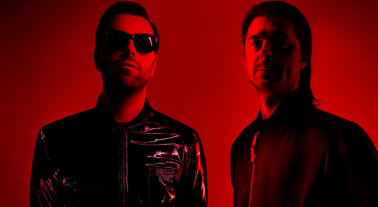 Axwell Λ Ingrosso Artist Photo