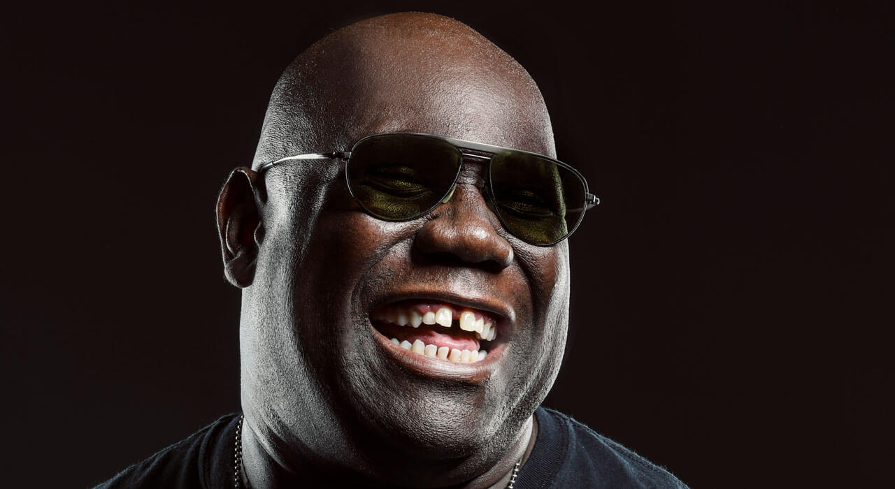 Carl Cox (Day 1) Artist Photo