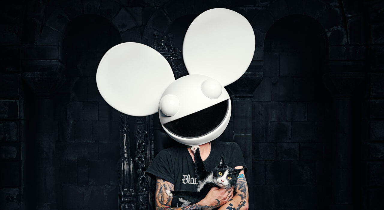 deadmau5 (Cube 3.0 Worldwide Debut)
