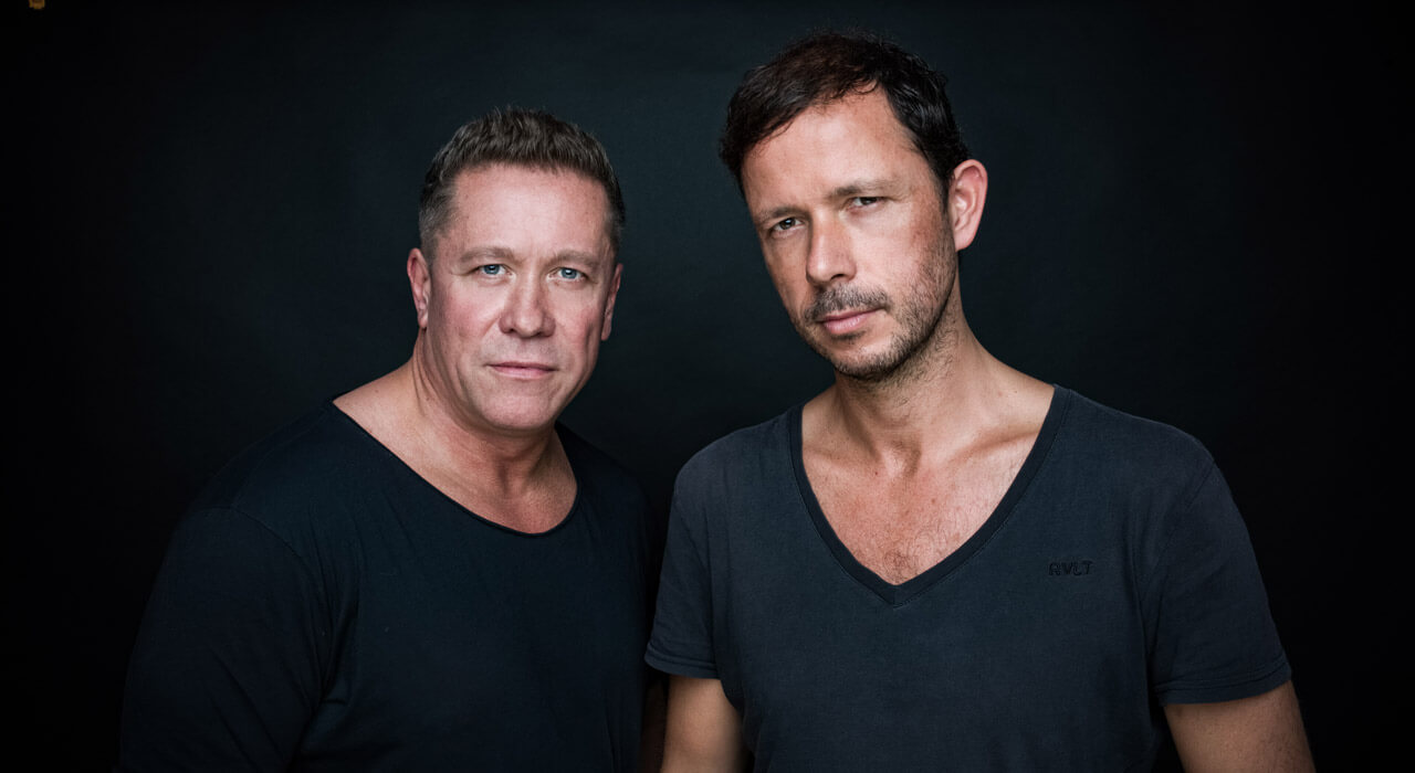 Cosmic Gate Artist Photo