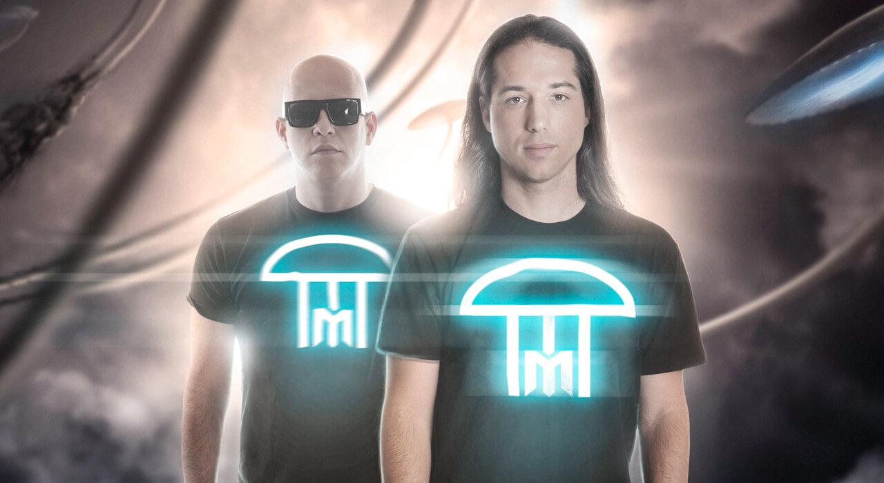 Infected Mushroom DJ Set Artist Photo