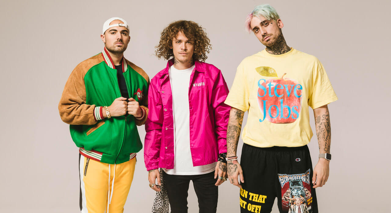 Cheat Codes Artist Photo