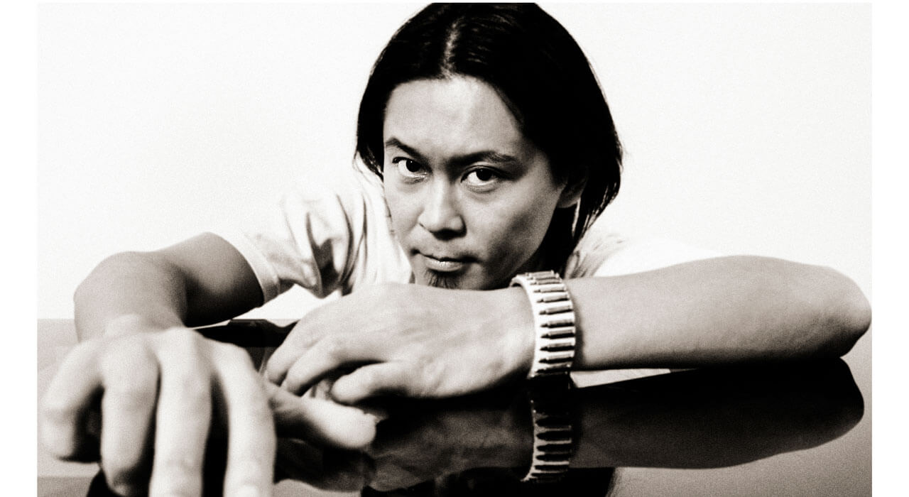 Ken Ishii Artist Photo