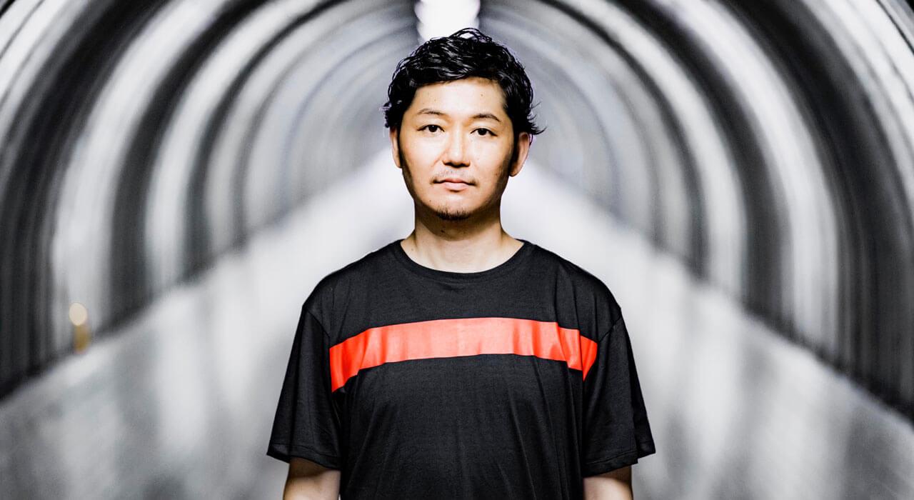 Osamu M Artist Photo