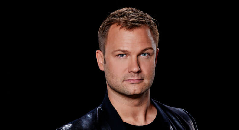 Jeffrey Sutorius (Formerly Dash Berlin)