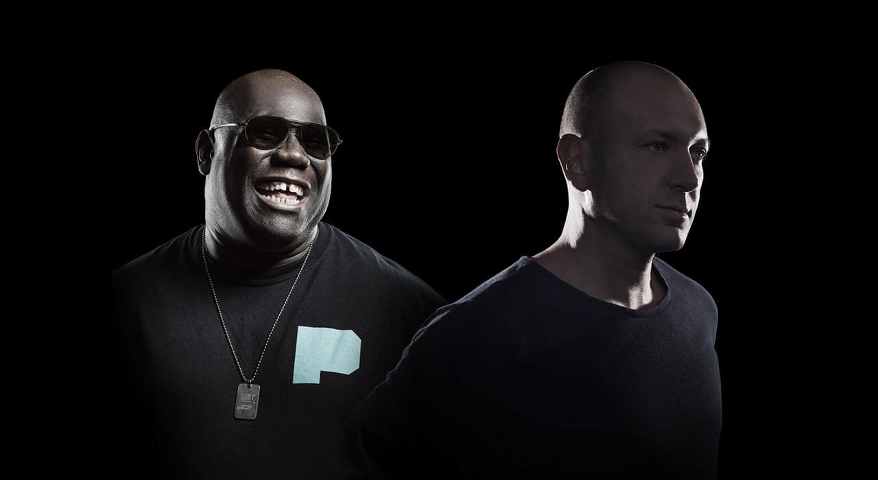 Carl Cox B2B Marco Carola Artist Photo