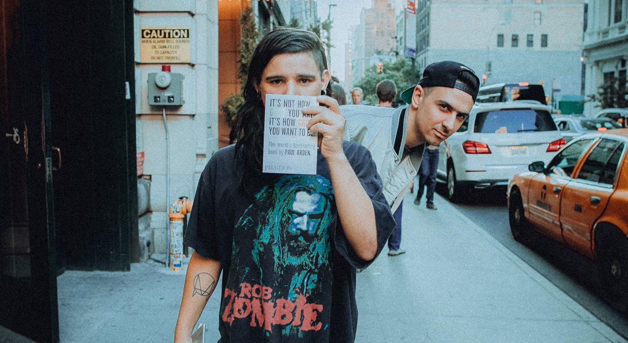 Dog Blood (Skrillex + Boys Noize)