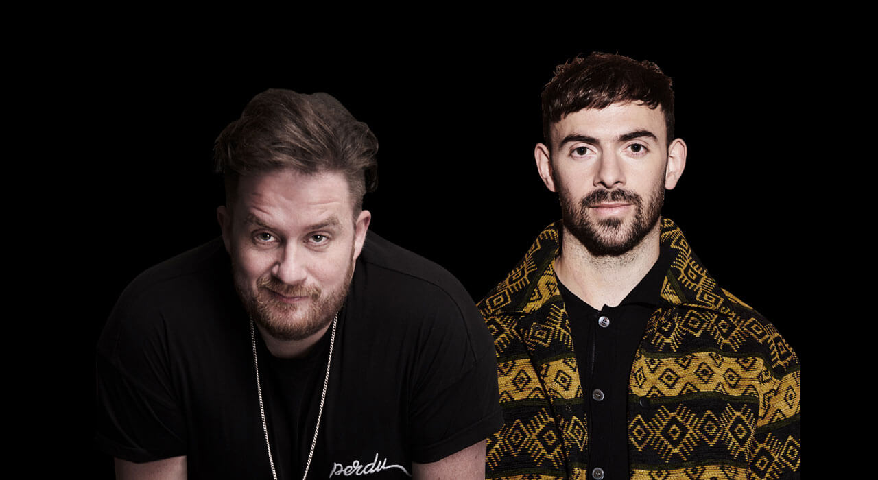 Eats Everything B2B Patrick Topping Artist Photo