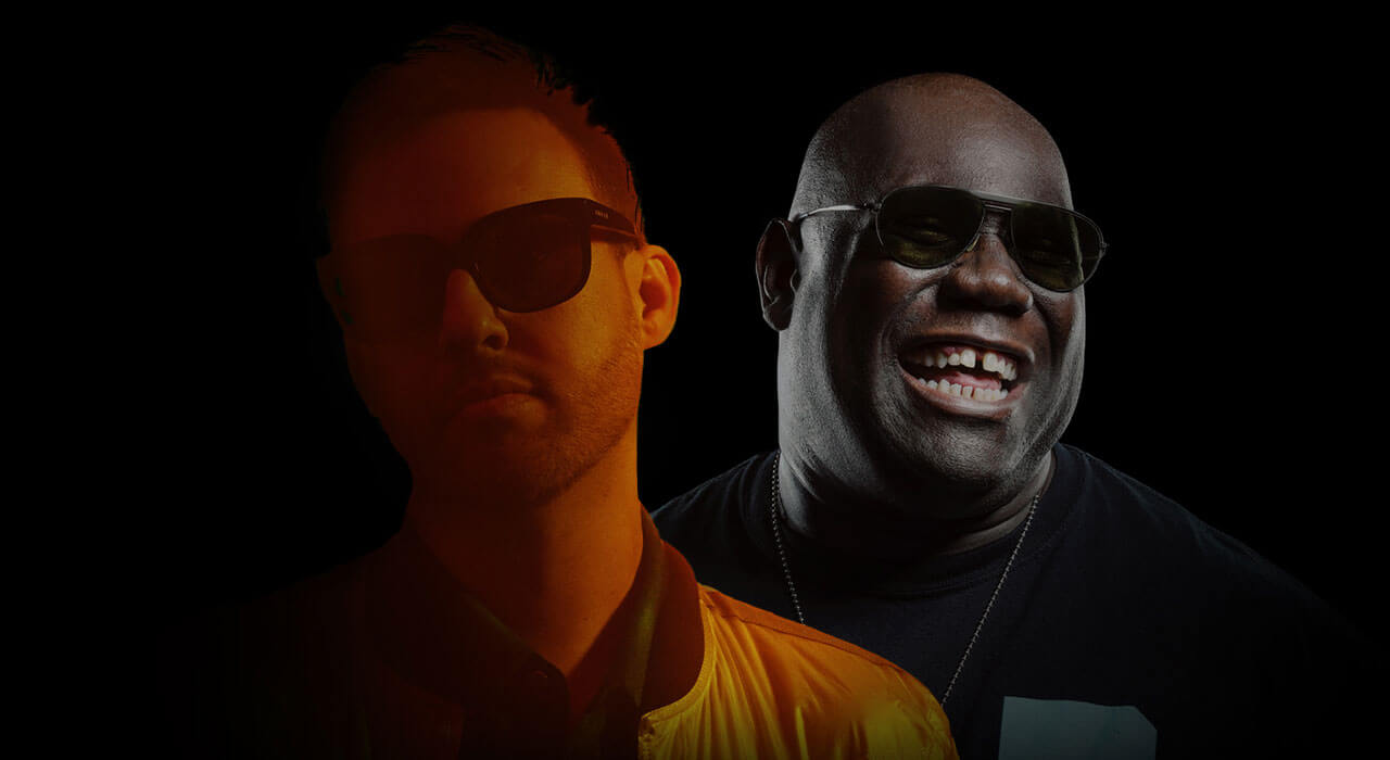 Maceo Plex B2B Carl Cox Artist Photo